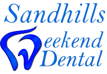 Sandhills Weekend Dental Logo